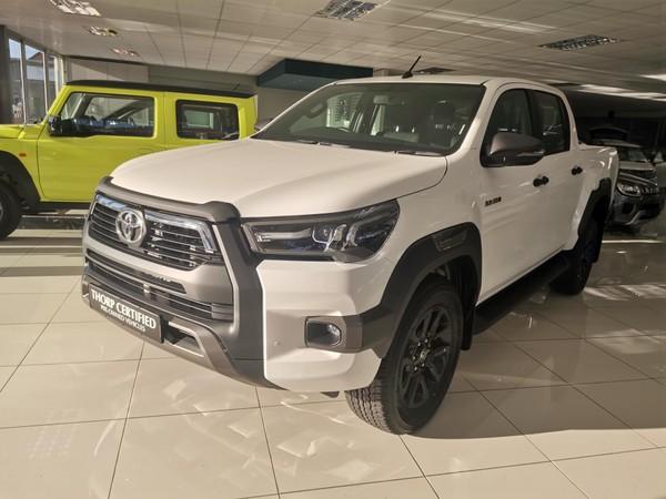2021 Toyota Hilux 2.8 GD-6 RB Legend Auto Double Cab Bakkie Western Cape Cape Town_0