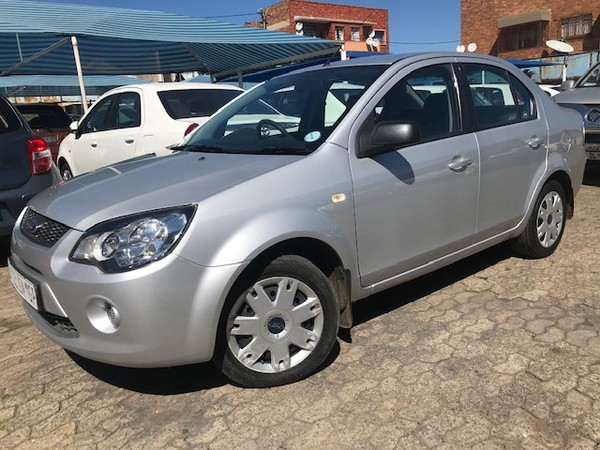 2014 Ford Ikon 1.6i Ambiente  Gauteng Roodepoort_0