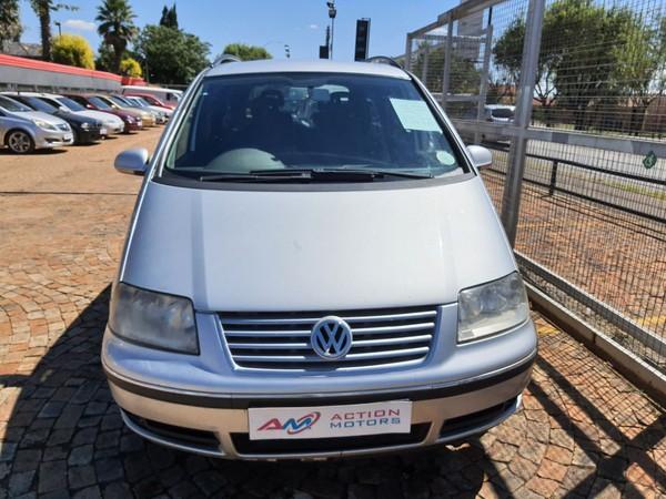 2006 Volkswagen Sharan 1.8t  Gauteng Lenasia_0