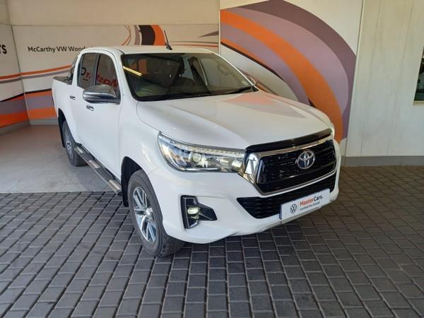 2018 Toyota Hilux 2.8 GD-6 Raider 4X4 Double Cab Bakkie Gauteng Pretoria_0