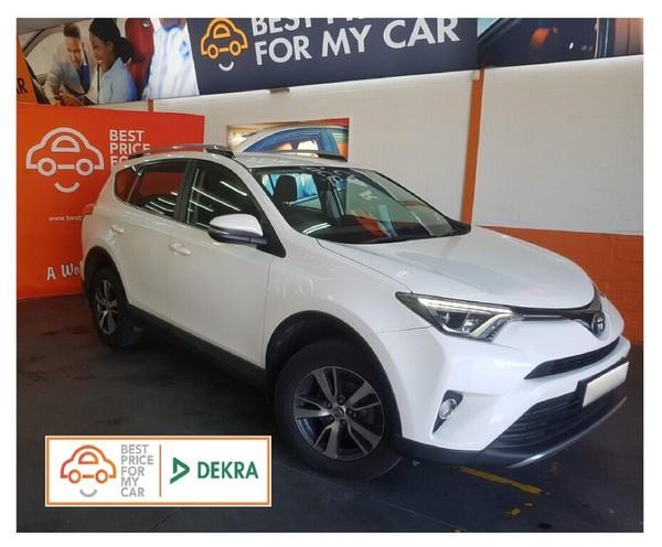 2018 Toyota RAV4 2.0 GX Auto Western Cape Goodwood_0