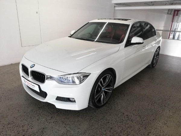 2016 BMW 3 Series 320i M Sport Auto Western Cape Table View_0