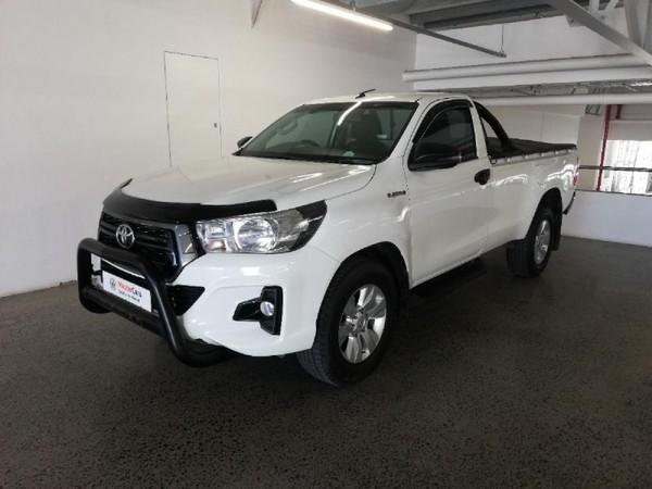 2018 Toyota Hilux 2.4 GD-6 RB SRX Auto Single Cab Bakkie Western Cape Table View_0
