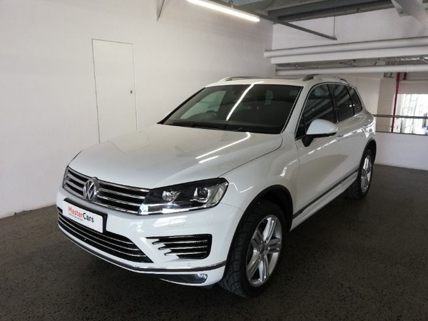 2016 Volkswagen Touareg GP 3.0 V6 TDI Luxury TIP Western Cape Table View_0