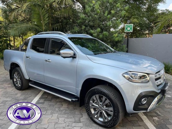 2018 Mercedes-Benz X-Class X250d 4x4 Power Auto Limpopo Louis Trichardt_0