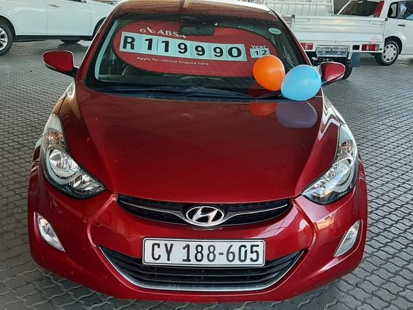 2012 Hyundai Elantra 1.6 Gls  Western Cape Brackenfell_0