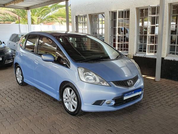 2009 Honda Jazz 1.5i  Gauteng Centurion_0