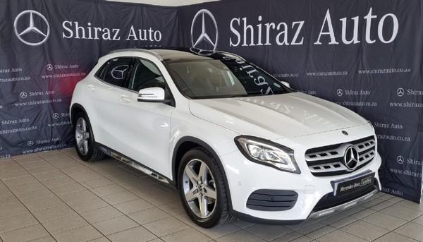 2020 Mercedes-Benz GLA-Class 200 Auto Gauteng Lenasia_0
