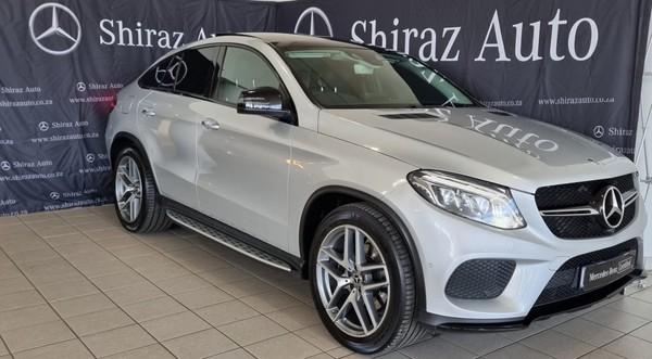 2018 Mercedes-Benz GLE-Class 350d 4MATIC Gauteng Lenasia_0