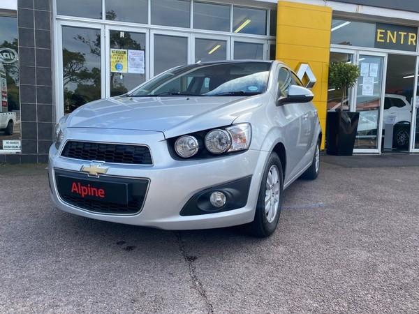 2015 Chevrolet Sonic 1.4 Ls  Kwazulu Natal_0