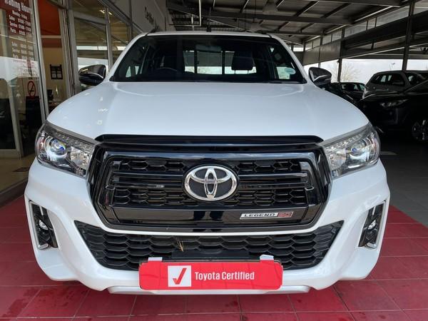 2020 Toyota Hilux 2.8 GD-6 Raider 4X4 PU ECAB Gauteng Edenvale_0