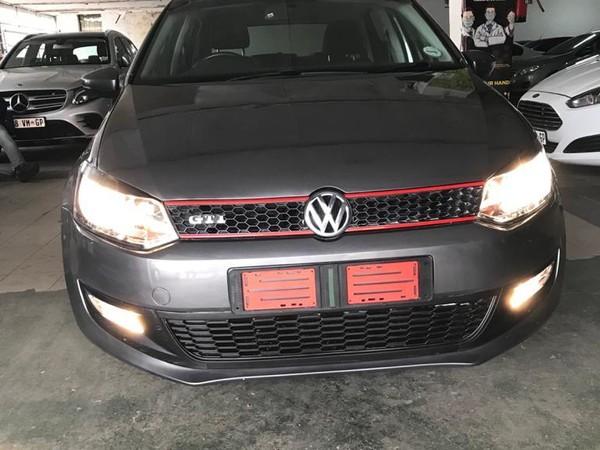 2013 Volkswagen Polo 1.6 Comfortline 5-dr Gauteng Johannesburg_0