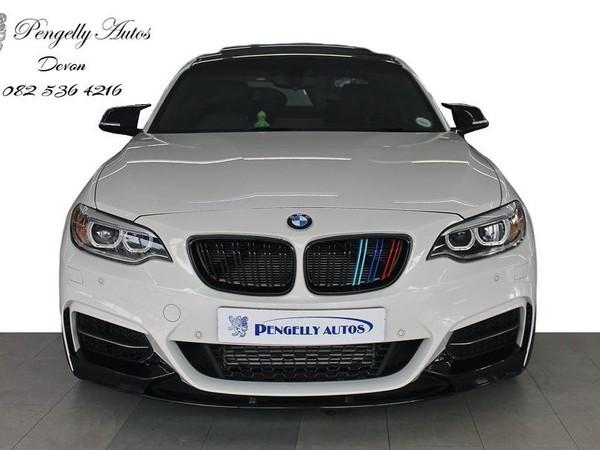 2015 BMW 2 Series M235i Auto Western Cape Tokai_0