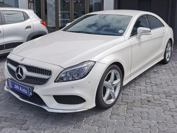 2015 Mercedes-Benz CLS 250 CDi Eastern Cape Port Elizabeth_0