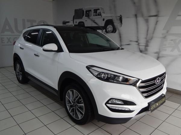 2018 Hyundai Tucson 2.0 CRDi ELITE AT Gauteng Centurion_0