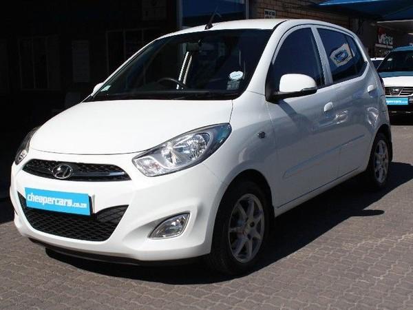 2012 Hyundai i10 Hyundai i10 1.2 Gls Western Cape Bellville_0