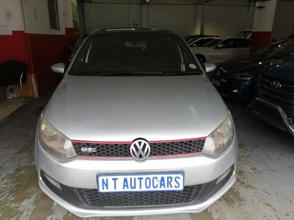 2013 Volkswagen Polo Gti 1.4tsi Dsg  Gauteng Johannesburg_0