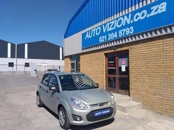 2014 Ford Figo 1.4 Tdci Ambiente  Western Cape Brackenfell_0