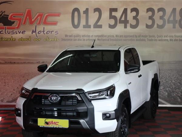 2021 Toyota Hilux 2.8 GD-6 RB Legend 4x4 Auto PU ECab Gauteng Pretoria_0