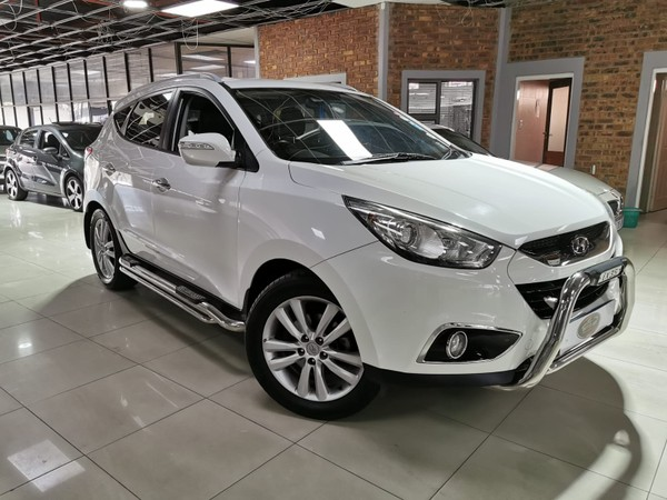 2013 Hyundai ix35 2.0 Gls  Gauteng Benoni_0
