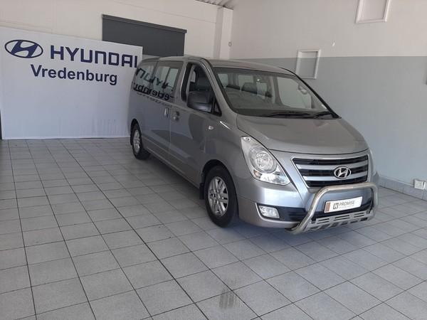 2016 Hyundai H-1 2.5 Crdi Ac Fc Pv At  Western Cape Vredenburg_0