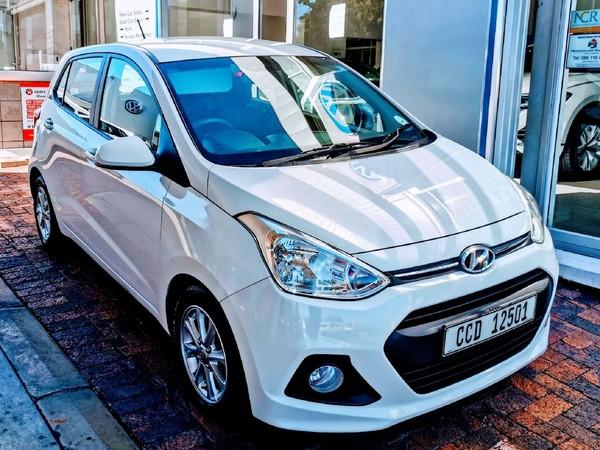 2016 Hyundai Grand i10 1.25 Motion Western Cape Oudtshoorn_0