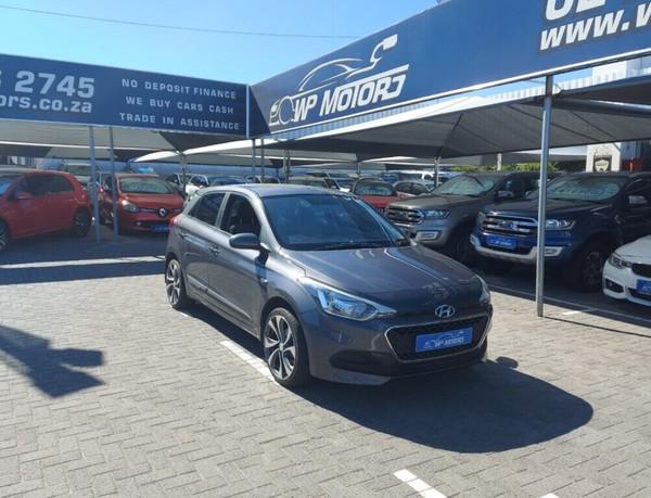 2018 Hyundai i20 1.2 Motion Western Cape Bellville_0