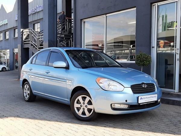2010 Hyundai Accent 1.6 Gls Hs  Gauteng Centurion_0