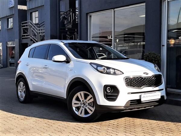 2018 Kia Sportage 1.7D Ignite Gauteng Centurion_0