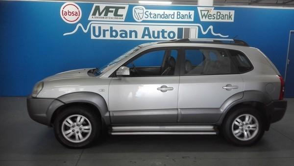 2007 Hyundai Tucson 2.0 Gls  Western Cape Parow_0