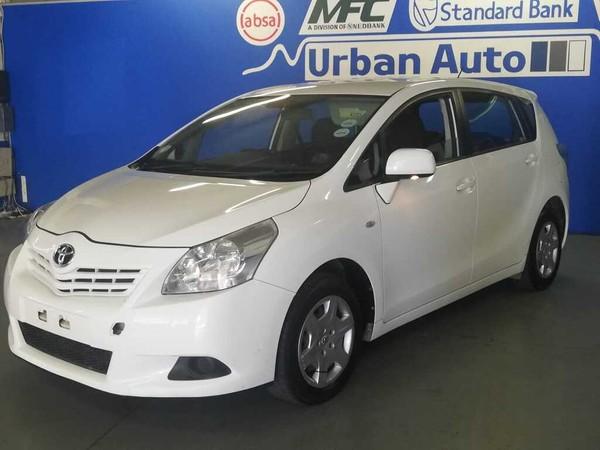 2012 Toyota Verso 1.6 S  Western Cape Parow_0