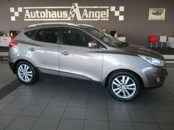 2012 Hyundai ix35 2.0 Gls  Western Cape Milnerton_0