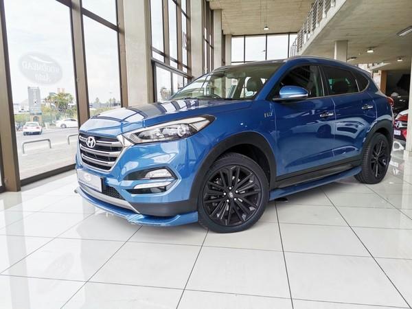 2017 Hyundai Tucson 1.6 TGDI Sport 150kW Gauteng Sandton_0