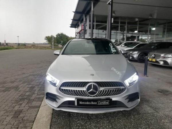 2020 Mercedes-Benz A-Class A 200d Auto Mpumalanga Secunda_0