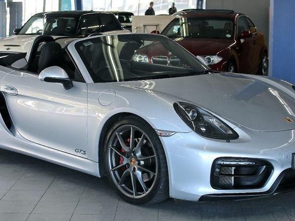 2014 Porsche Boxster GTS PDK 981 Western Cape Tokai_0