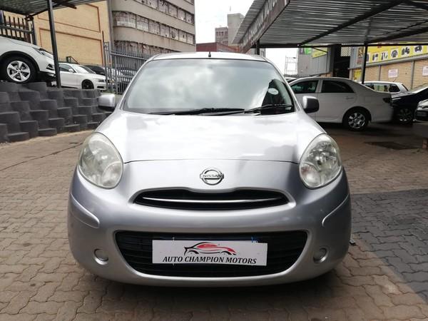 2012 Nissan Micra 1.5 Dci  Acenta 5dr d84  Gauteng Johannesburg_0