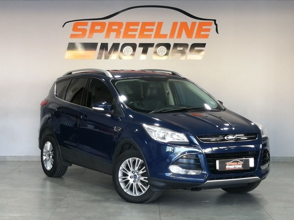2013 Ford Kuga 1.6 Ecoboost Trend Western Cape Cape Town_0