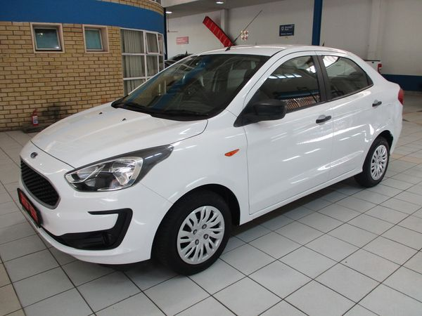 2018 Ford Figo 1.5Ti VCT Ambiente Kwazulu Natal Umhlanga Rocks_0
