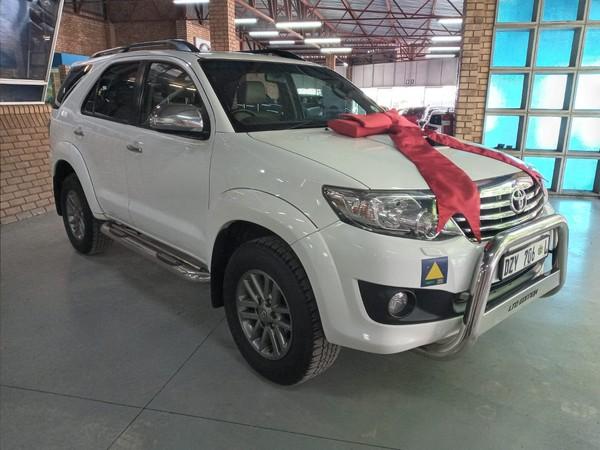 2014 Toyota Fortuner 3.0d-4d 4x4  Limpopo Mokopane_0
