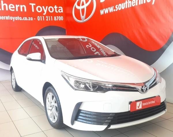 2019 Toyota Corolla 1.3 Prestige Gauteng Lenasia_0