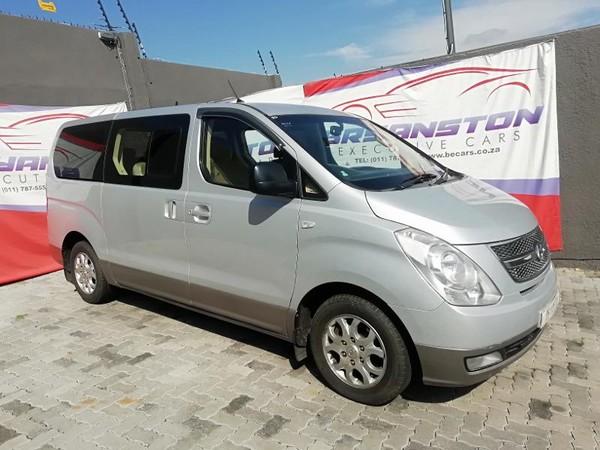 2010 Hyundai H1 Gls 2.4 Cvvt Wagon  Gauteng Randburg_0