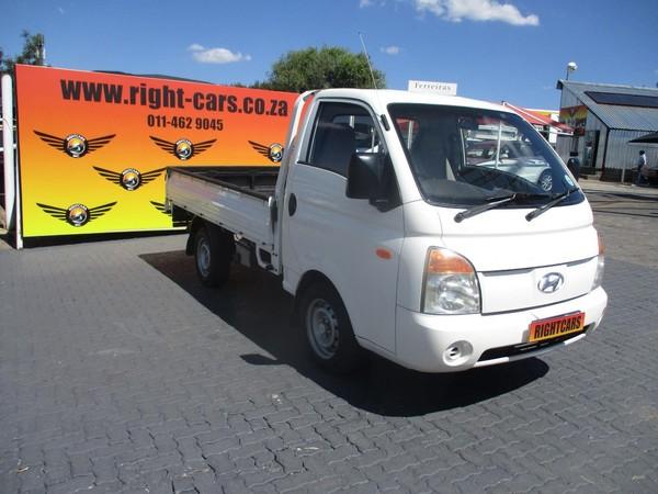 2007 Hyundai H100 Bakkie 2.6d Fc Ds  Gauteng North Riding_0