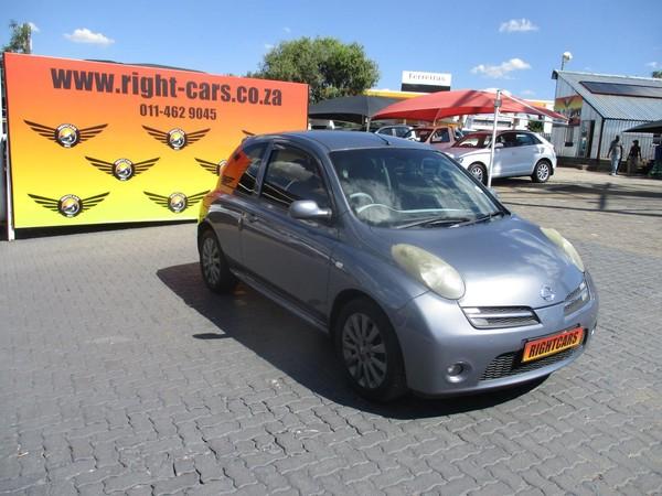 2007 Nissan Micra 1.5 Dci Tekna 3dr d6669  Gauteng North Riding_0