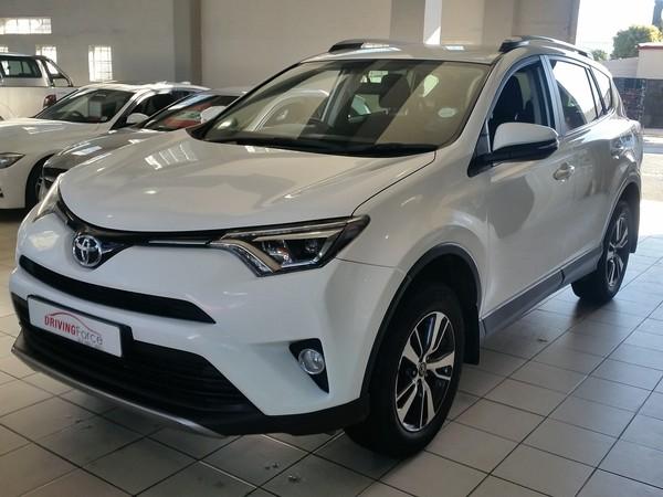 2017 Toyota RAV4 2.0 GX Auto Western Cape Wynberg_0