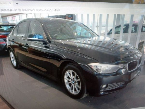 2013 BMW 3 Series 320d f30  Western Cape Worcester_0