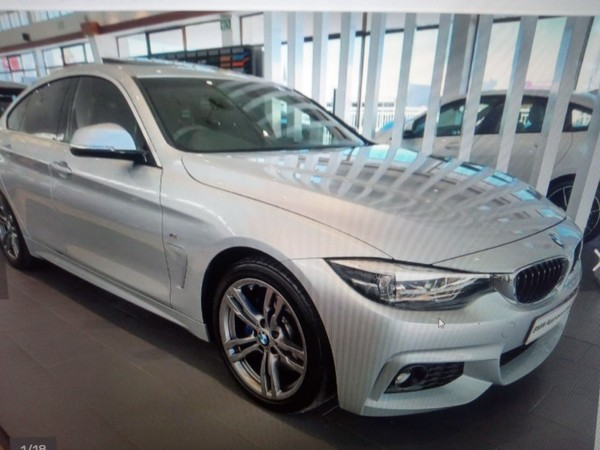 2020 BMW 4 Series 420i Gran Coupe Auto Western Cape Worcester_0