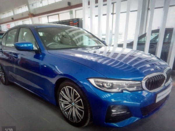 2019 BMW 3 Series 320i M Sport Launch Edition Auto G20 Western Cape Worcester_0