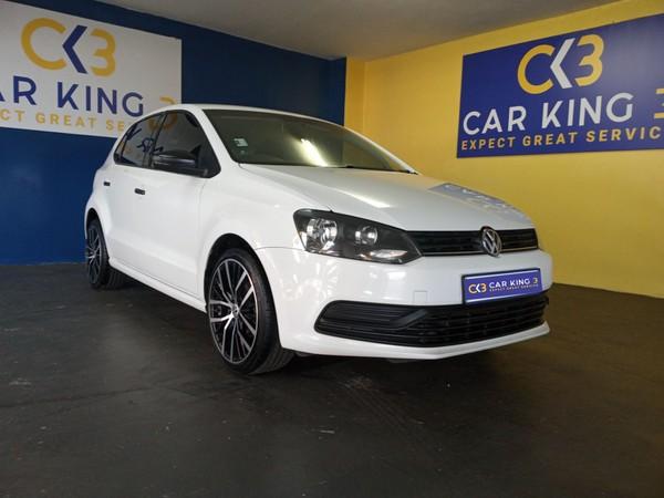 2014 Volkswagen Polo 1.2 TSi Trendline  Gauteng Roodepoort_0