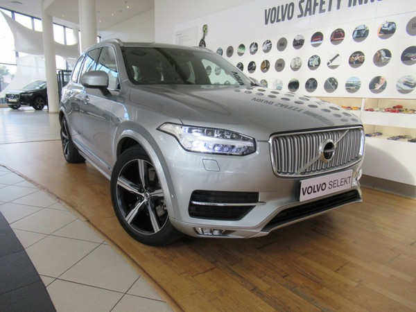 2017 Volvo XC90 T6 Inscription Geartronic AWD Gauteng Johannesburg_0