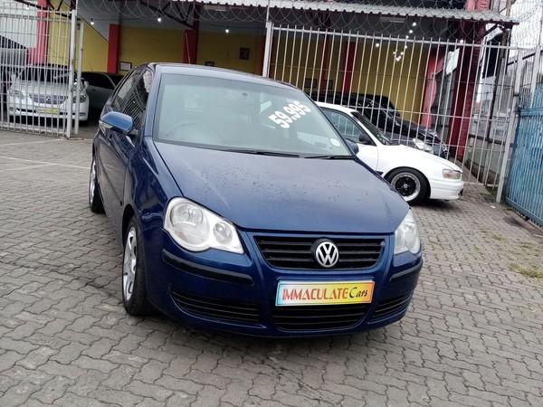 2007 Volkswagen Polo 1.4 Trendline  Gauteng Benoni_0